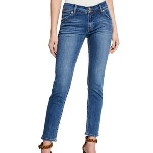 HUDSON JEANS COLLIN FLAP SKINNY JEANS 27